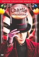 Charlie et la Chocolaterie (2005) (Edition Collector, 2 DVDs)