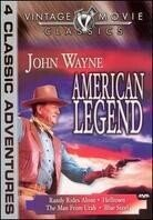 John Wayne - American legend (Remastered)