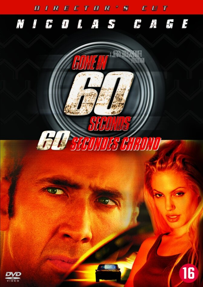 Gone in 60 seconds - 60 secondos chrono (2000)