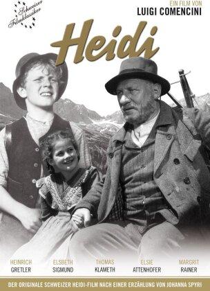 Heidi - (Dialektfassung) (1952)