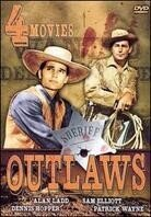 Outlaws - (4 movies) (Unrated, 2 DVDs)