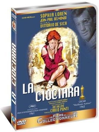 La ciociara (1960) (Collection Les Films du Collectionneur, n/b)