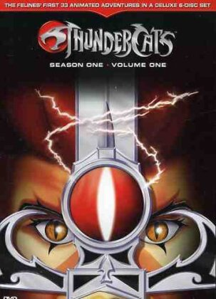Thundercats - Volume 1 (Collector's Edition, 6 DVDs)