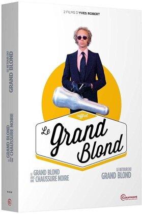 Le Grand Blond - Le grand blond avec une chaussure noire / Le retour du grand blond (Coffret, Collection Gaumont Classiques, 2 DVD)