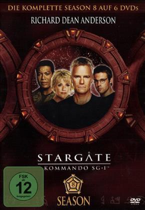 Stargate Kommando - Staffel 8 (6 DVDs)
