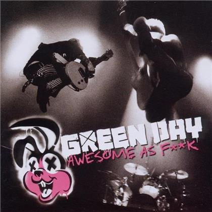 Green Day - Awesome As Fuck (Live) (CD + DVD)