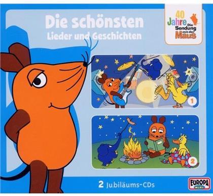 Die Maus - Best Of Lieder Und Geschichten (2 CDs)