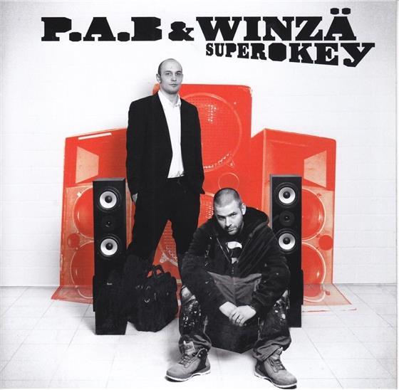 P.A.B (Panadox) & Winzä - Superokey