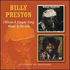 Billy Preston - I Wrote A Simple Song/Music Is My Life (2 CDs)