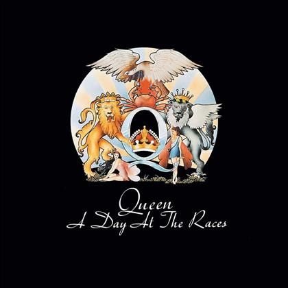 Queen - A Day At The Races (Remastered, 2 CDs)
