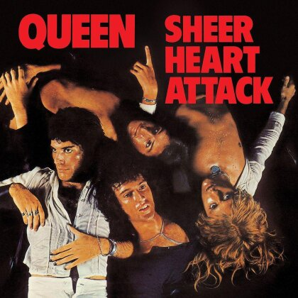 Queen - Sheer Heart Attack (Remastered)