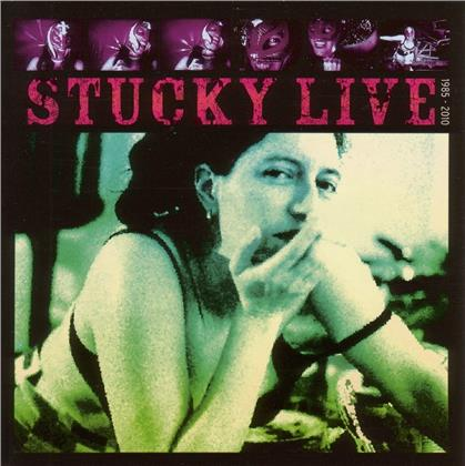 Erika Stucky - Stucky Live 1985-2010