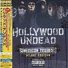 Hollywood Undead - American Tragedy - + Bonus (Japan Edition, CD + DVD)