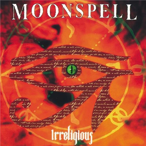 Moonspell - Irreligious - Re-Issue + Bonustracks