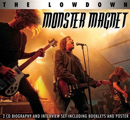 Monster Magnet - Lowdown - Interview (2 CDs)