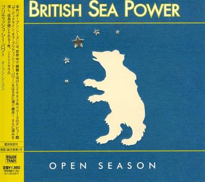 British Sea Power - Open Season (Japan Edition)