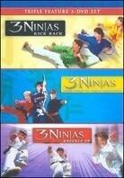 3 ninjas trilogy (3 DVDs)