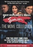 Spenser: for hire - The movie collection (4 DVDs)