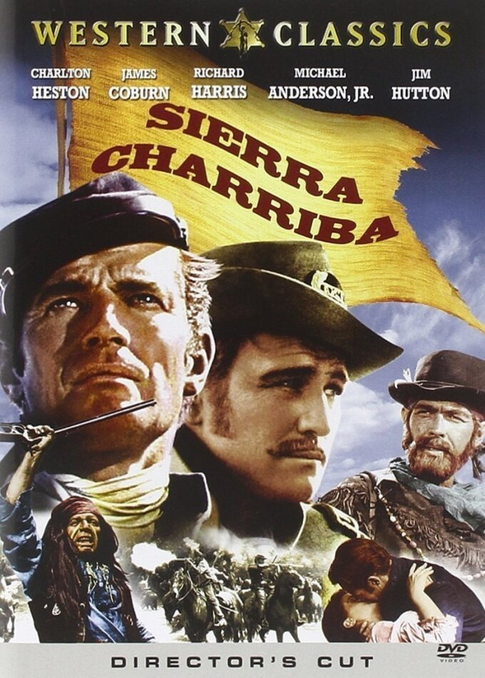 Sierra Charriba (1965) (Director's Cut)