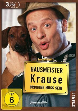 Hausmeister Krause - Ordnung muss sein - Staffel 1 (3 DVDs)