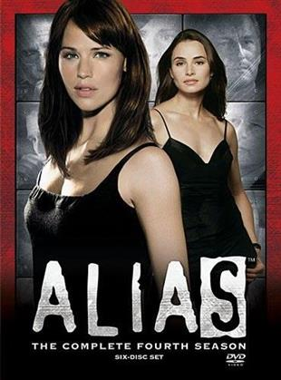 Alias - Season 4 (Repackaged, 6 DVDs)