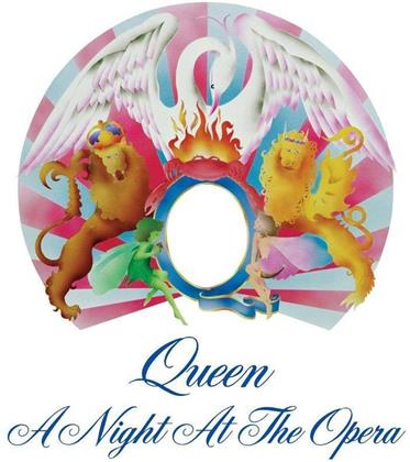 Queen - A Night At The Opera - Remastered (Remastered)