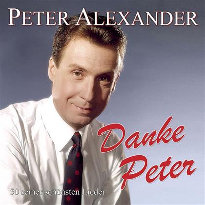 Peter Alexander - Danke Peter - 50 Seiner (2 CDs)