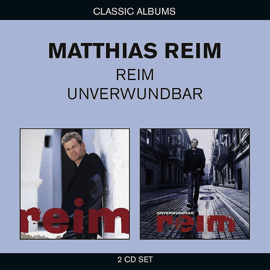 Matthias Reim - Reim / Unverwundbar - Classic Albums (2 CDs)