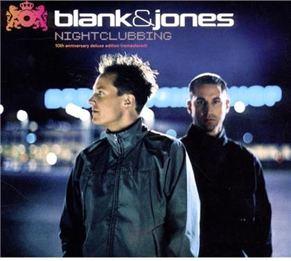 Blank & Jones - Nightclubbing - Remastered (Remastered, 2 CDs)