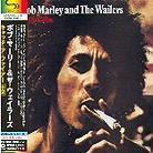 Bob Marley - Catch A Fire - +2 Bonustracks (Japan Edition)