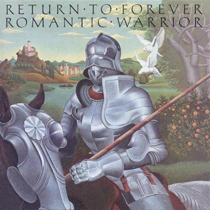 Return To Forever - Romantic Warrior (Remastered)