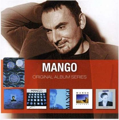 Mango - Original Album Series Vol. 1 (5 CDs)