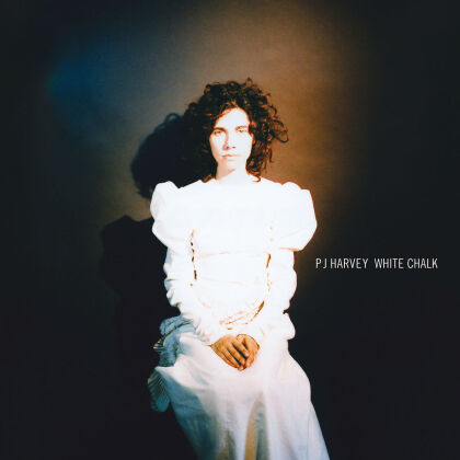 PJ Harvey - White Chalk - Jewelcase