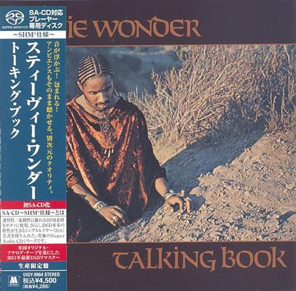 Stevie Wonder - Talking Book (Remastered, SACD)