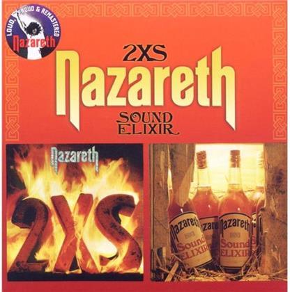 Nazareth - 2 X S/Sound Elixir (Digipack)