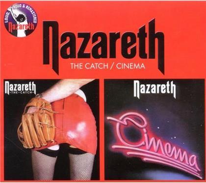 Nazareth - Catch/Cinema (Digipack, 2 CDs)