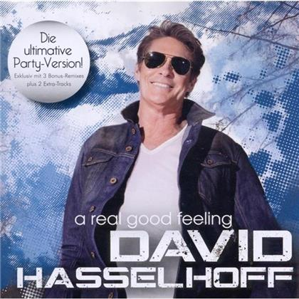 David Hasselhoff - A Real Good Feeling - Party Version