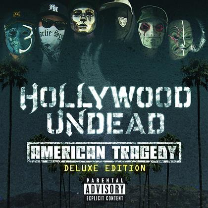 Hollywood Undead - American Tragedy (Deluxe European Edition)