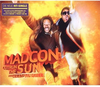 Madcon - Outrun The Sun - 2Track