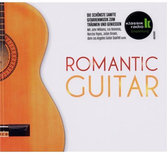 Williams / Los Romeros / L.A. Guit & John Williams (Gitarrist) - Romantic Guitar (2 CDs)