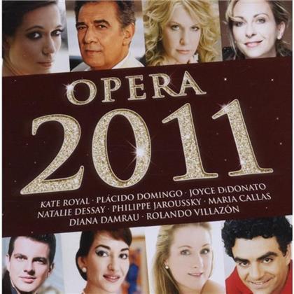 --- & --- - Opera 2011 (2 CDs)