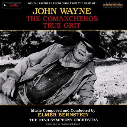 John Wayne & Elmer Bernstein - Various 1 - Comancheros
