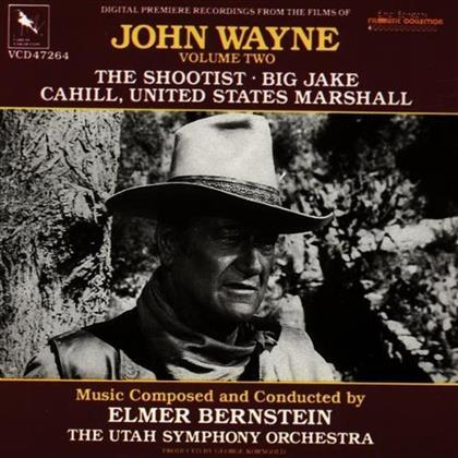 John Wayne & Elmer Bernstein - Various 2 - Shootist