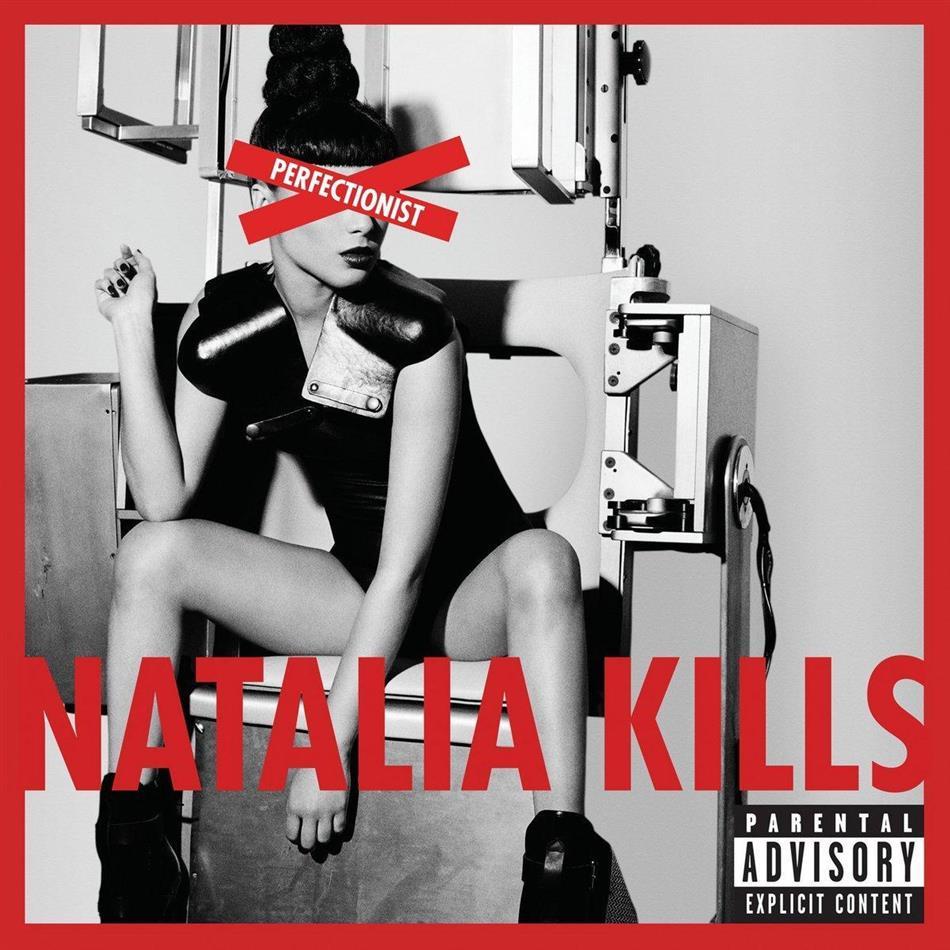 Natalia Kills - Perfectionist (European Edition)