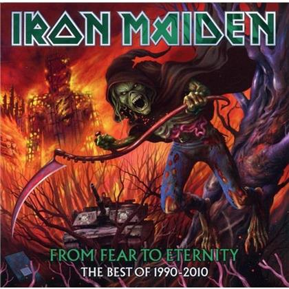 Iron Maiden - From Fear To Eternity - Best Of (2 CDs)