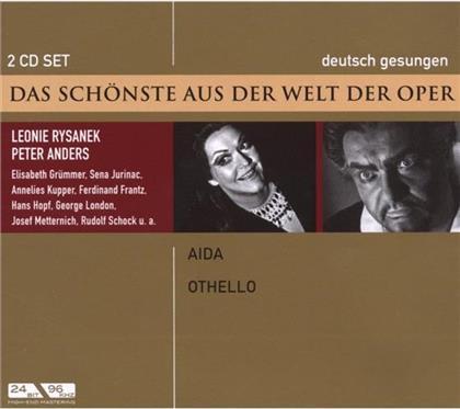Rysanek / Anders / Jurinac / London & --- - Das Schoenste Aus Der Welt Der Oper (2 CDs)