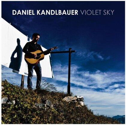 Daniel Kandlbauer - Violet Sky