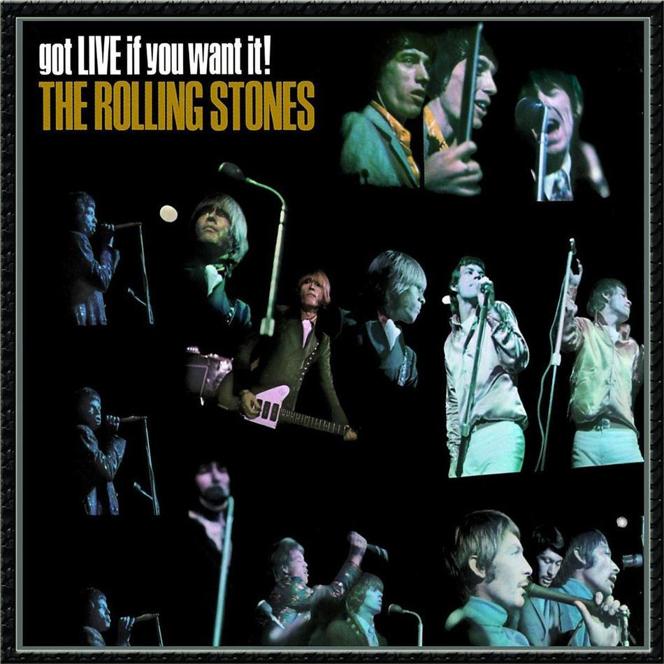 The Rolling Stones - Got Live If You Want It (Remastered)