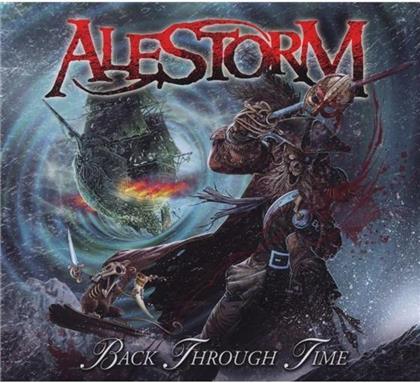 Alestorm - Back Through Time + 2 Bonustracks