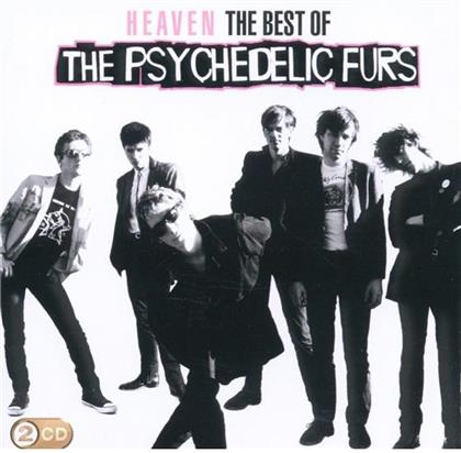 The Psychedelic Furs - Heaven - Best Of (2 CDs)